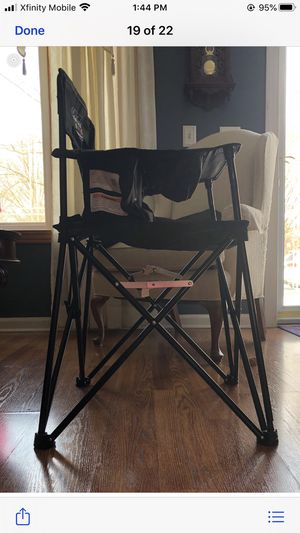 Camping high chair for Sale in Flat Rock, MI