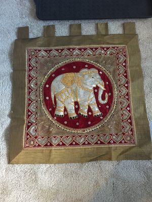 Tapestry, Thai Kalaga Elephant for Sale in Dallas, TX