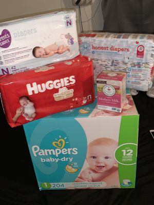 Diapers bundle for Sale in Westminster, CA