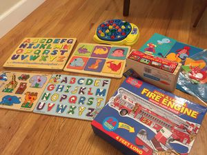 Puzzles and games for kids for Sale in San Diego, CA