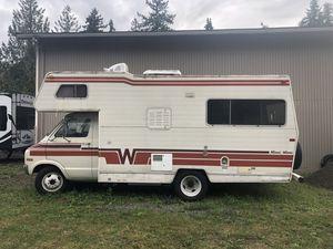 1978 Minnie Winnebago RV camper for Sale in BETHEL, WA
