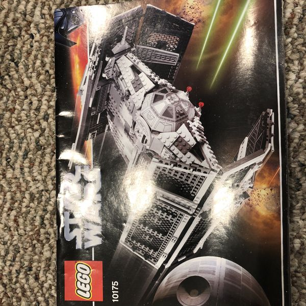 Lego UCS Darth Vader's TIE Advanced