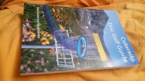Colorado Disc Golf Guide by Rick and Laura Karden for Sale in Denver, CO