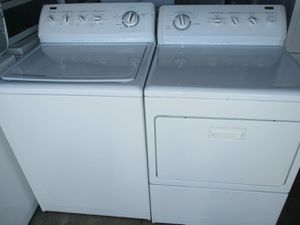 Kenmore elite washer and kenmore elite dryer king size capacity for Sale in Euless, TX