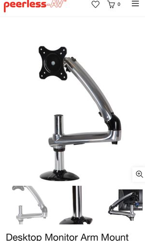 Computer stand monitor mount Peerless LCT620A for Sale in Los Angeles, CA