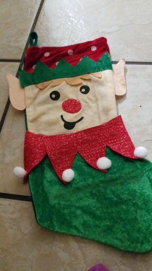 Christmas stockings for Sale in Fullerton, CA