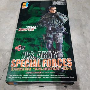 G.I JOE US Army Special Forces Action Figures for Sale in Seattle, WA
