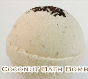 Natural Coconut Bath Bombs for Sale in Norristown, PA
