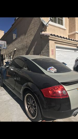 Audi TT 2002for parts for Sale in Las Vegas, NV