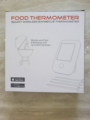 NEW BLUETOOTH bbq thermometer for Sale in Glendale, AZ