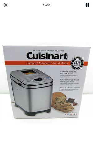 NEW Cuisinart CBK-110 2lb Compact Automatic Bread Maker for Sale in Carpinteria, CA