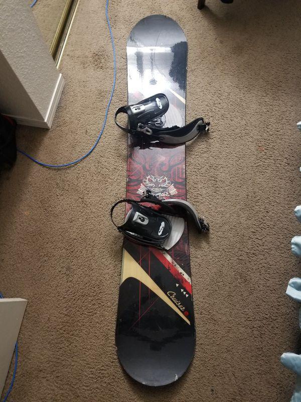 snowboard $70 size 159