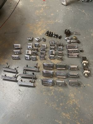 GM lock/window switches, ash trays, door handles for Sale in Fort Lauderdale, FL