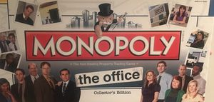 Monopoly - The Office - Collectors Edition for Sale in Ashburn, VA