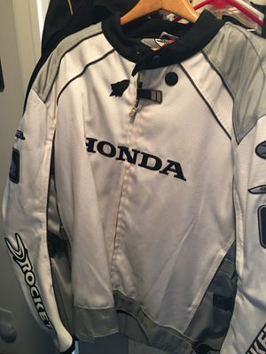 New Honda Motorcycle Jacket Size XL for Sale in Stafford Township, NJ
