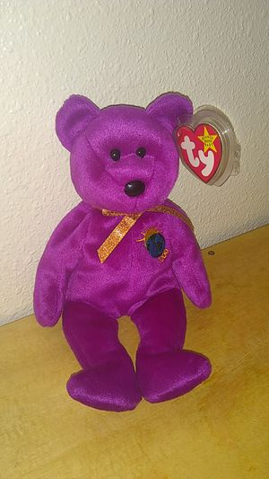MILENNIUM ty beanie baby for Sale in Seattle, WA