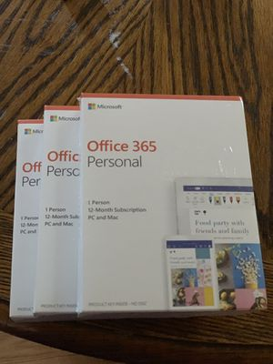 Microsoft Office 365 (2018) for Sale in Los Angeles, CA
