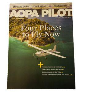 AOPA Pilot Magazine: The Voice of General Aviation (February, 2020) Volume 63 for Sale in Charlottesville, VA