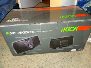 iK501 Kicker Digital Stereo System for Sale in El Cajon, CA