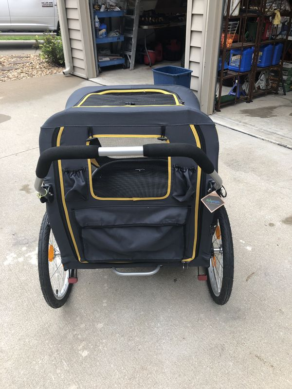 Pet (dog) stroller