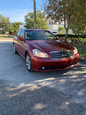 One owner 2007 infinity M35 up for sale for Sale in Clearwater, FL