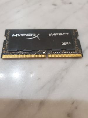 Hyperx Impact DDR4 8GB RAM Laptop for Sale in Los Angeles, CA