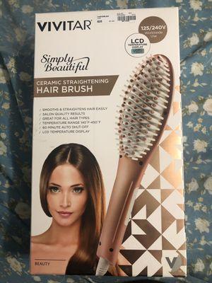 Straightening Hair Brush for Sale in Las Vegas, NV