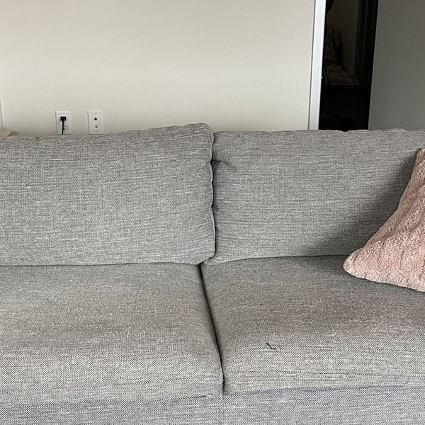 Grey Sofa From Wayfair