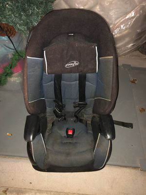 BLACK BABIES CAR SEAT! for Sale in Edmond, OK