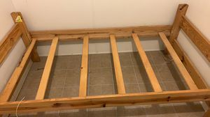 Need gone Asap! Twin size bed frame for Sale in Denham Springs, LA