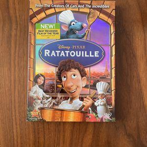 Ratatouille DVD for Sale in Arlington, VA