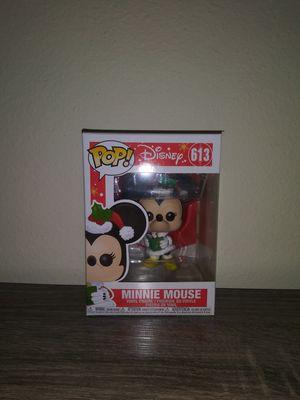 Disney 613 Minnie Mouse Christmas Funko Pop for Sale in Houston, TX