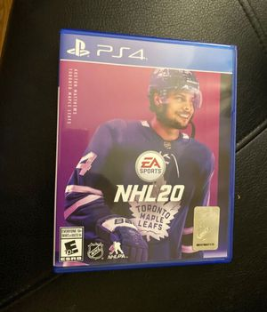 NHL20 PS4 brand new for Sale in Los Angeles, CA