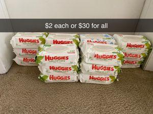 Huggies wipes for Sale in Boca Raton, FL