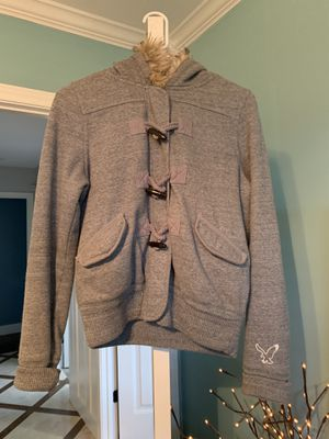 AMERICAN EAGLE SWEATER JACKET for Sale in Alamo Heights, TX
