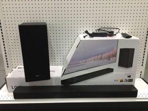 Sound Bar Bluetooth Speaker Barra de Sonido Bocina Parlante LG SKM5Y for Sale in Miami, FL