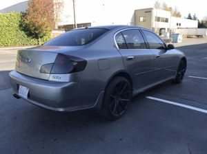 2006 infinity G35X 133k for Sale in Tacoma, WA