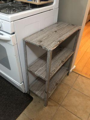Side Table Shelves - Kitchen for Sale in Glendale, CA