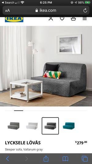 IKEA Sleeper Soda Sofa Bed for Sale in Palm Desert, CA