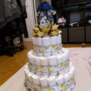 Diaper Cake :Pamper for Sale in Rosemead, CA