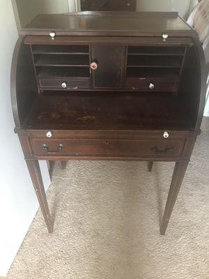 Antique Secretary Desk for Sale in Oceanside, CA