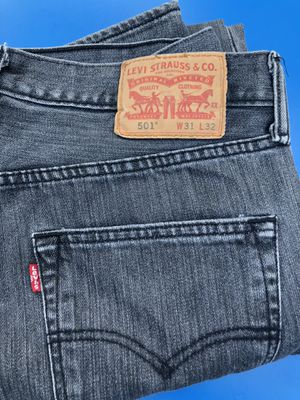 Vintage levis 501 size 31x32 for Sale in Oxon Hill, MD