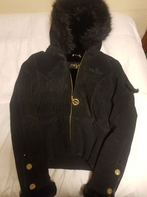 Baby Phat suede winter jacket for Sale in Dillsburg, PA