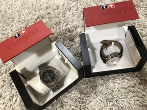 Tissot men's watches trade for Travel Trailer for Sale in Ruston, WA