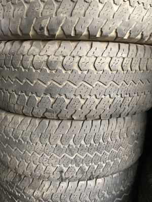 Used good year tires for Sale in Fresno, CA