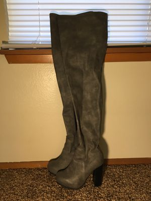 Jeffrey Campbell Boots - Size 6 for Sale in Tacoma, WA