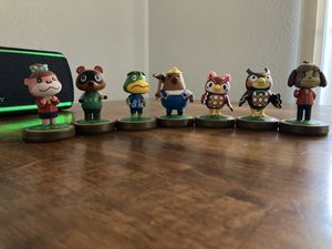 Nintendo Animal Crossing Amiibos for Sale in Fresno, CA