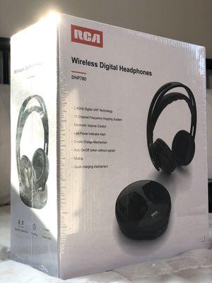 Wireless Headphone - RCA - Brand new for Sale in Riverside, CA