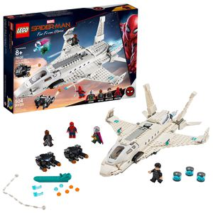 LEGO Marvel Spider-Man Far From Home: Stark Jet and the Drone Attack Superhero Set 76130 for Sale in Tucson, AZ