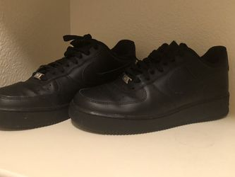 Black Air Force 1 for Sale in Vancouver,  WA